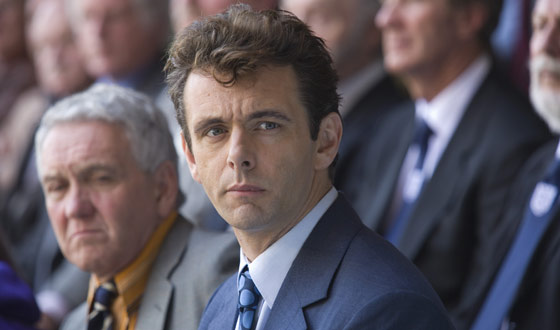 Q&#038;A &#8211; Michael Sheen Geeks Out in Preparation for <em>The Damned United</em>