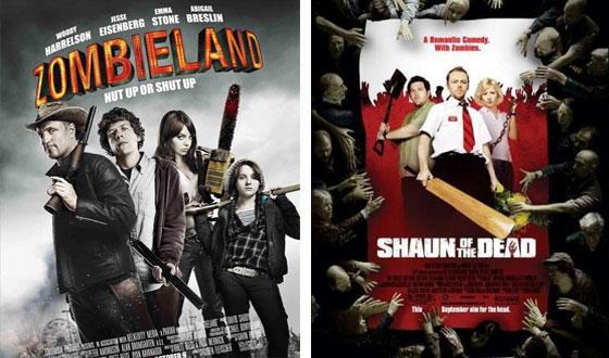 Now or Then &#8211; <em>Zombieland</em> or <em>Shaun of the Dead</em>?