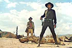 Western Villains in the Movies Quiz