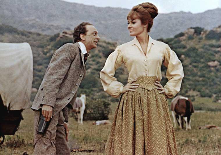 Western Comedies 7 - 6. The Shakiest Gun in the West (1968)