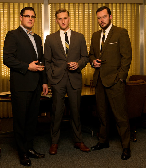 Mad Men Season 2 Studio Photos 8 - Mad Men Season 2 Studio Photos
