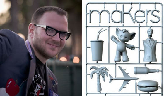 <em>Makers</em> Author Cory Doctorow Explains the SciFi Allure of Disney World