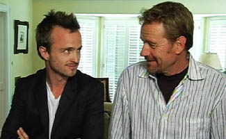 Submit Your Questions for Aaron Paul and Bryan Cranston