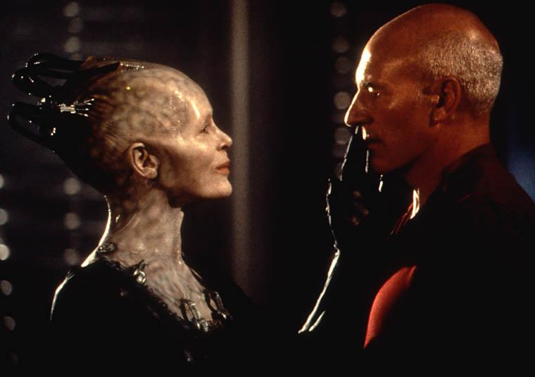 Star Trek Villains 9 - The Borg, Star Trek: First Contact (1996)