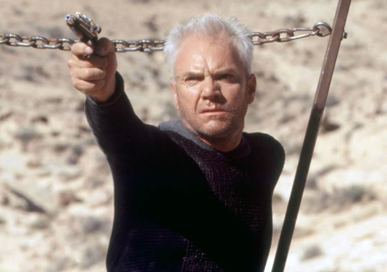 Star Trek Villains 8 - Dr. Tolian Soran, Star Trek: Generations (1994)