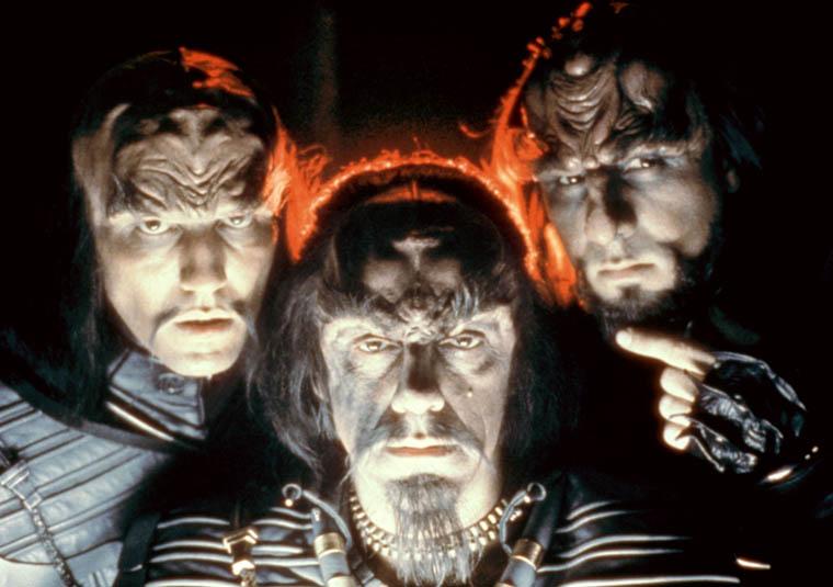 Star Trek Villains 4 - Commander Kruge, Star Trek III: The Search for Spock (1984)