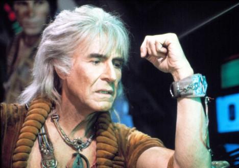 Star Trek Villains 3 - Khan, Star Trek II: The Wrath of Khan (1982)