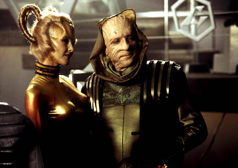 Star Trek Villains 10 - Ad'Har Ru'afo, Star Trek: Insurrection (1998)