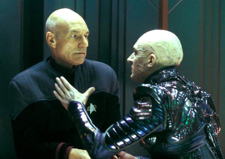 Star Trek Villains 11 - Shinzon, Star Trek: Nemesis (2002)