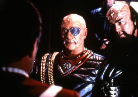 Star Trek Villains 7 - General Chang, Star Trek VI: The Undiscovered Country (1991)
