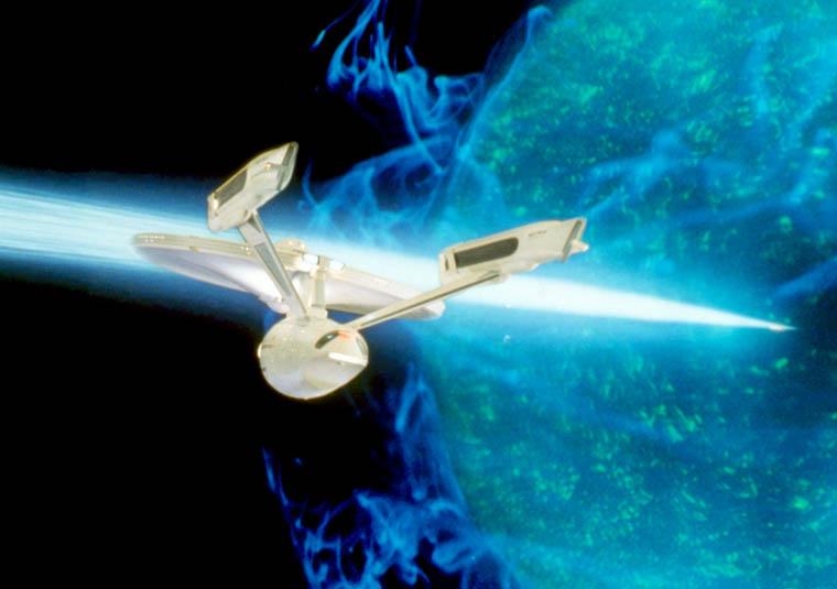 Star Trek Villains 6 - Sha Ka Ree (God), Star Trek V: The Final Frontier (1989)