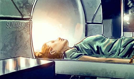 Chapter Three of <em>The Prisoner</em> Graphic Novel Now Online