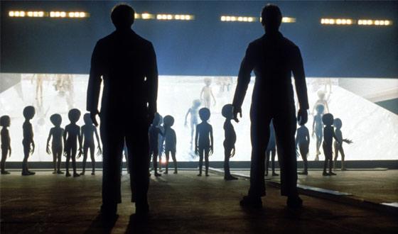 Classic Ten – Alien Abductions
