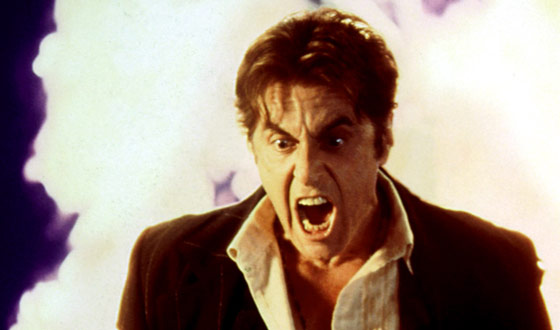Al Pacino's Great, and He's Even Better When He Taps Into His Inner Monster