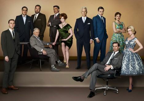 Mad Men Season 2 Studio Photos 10 - Mad Men Season 2 Studio Photos