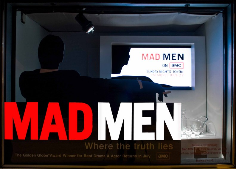 Mad Men at Bloomingdales 1 - Mad Men at Bloomingdales