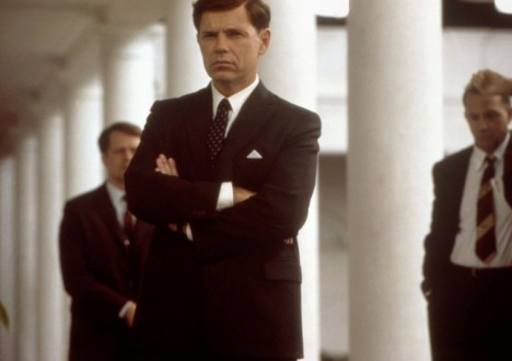 Presidents in the Movies 8 - Bruce Greenwood as John F. Kennedy, Thirteen Days (2000)