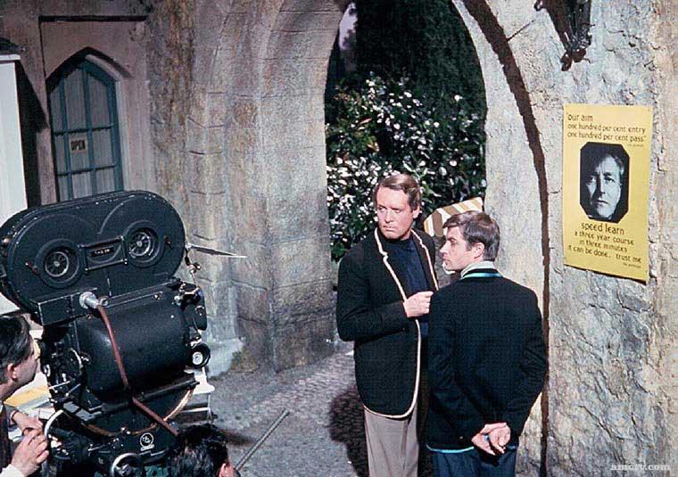 The Prisoner - 1967 Production Photos 15 - The Prisoner - 1967 Production Photos