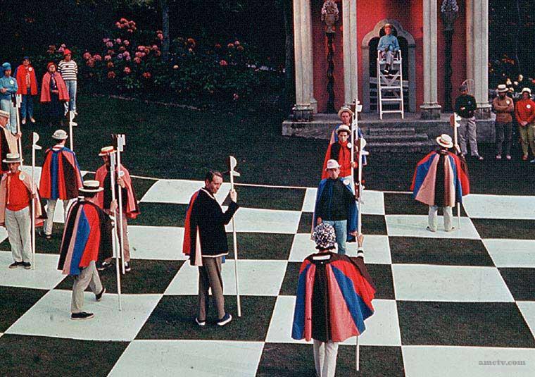 The Prisoner - 1967 Production Photos 23 - The Prisoner - 1967 Production Photos