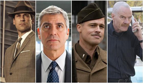 AMC&#8217;s <em>Mad Men</em> Gets Two SAG Noms, <em>Breaking Bad</em> Gets One While <em>Up in the Air</em> and <em>Inglourious Basterds</em> Get Three Apiece