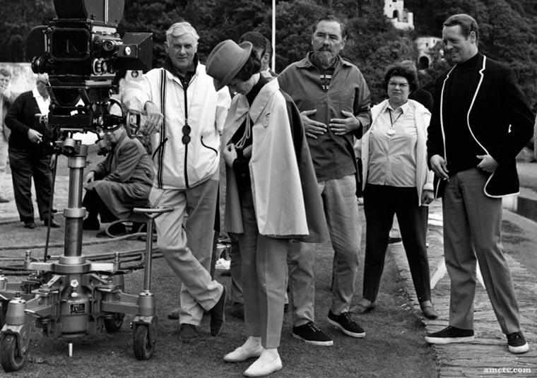 The Prisoner - 1967 Production Photos 3 - The Prisoner - 1967 Production Photos