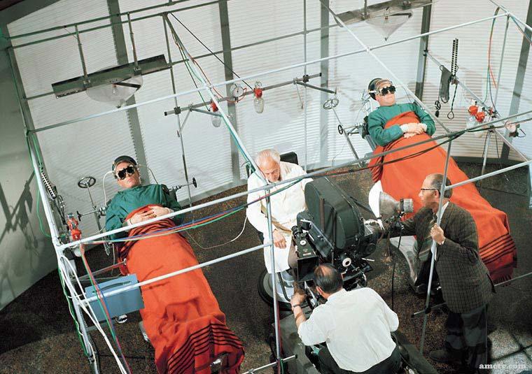 The Prisoner - 1967 Production Photos 36 - The Prisoner - 1967 Production Photos
