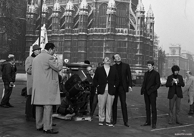 The Prisoner - 1967 Production Photos 48 - The Prisoner - 1967 Production Photos
