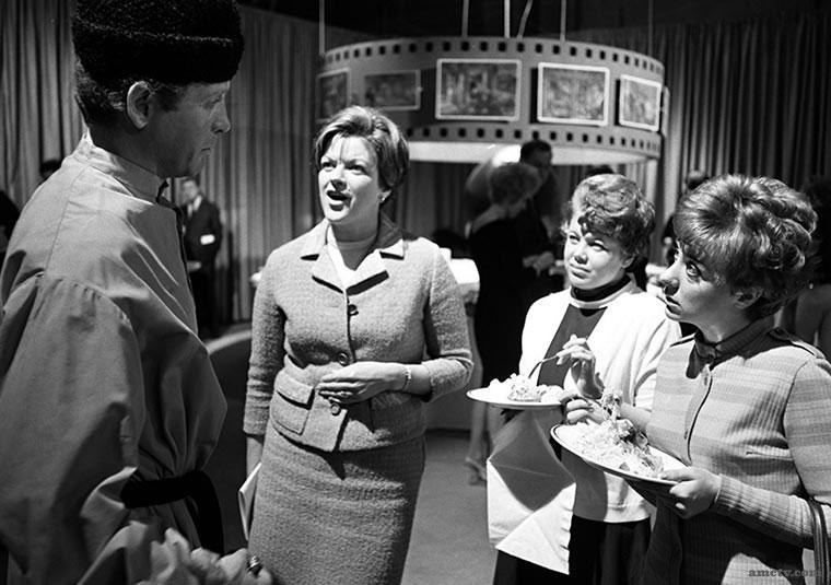 The Prisoner - 1967 Production Photos 49 - The Prisoner - 1967 Production Photos