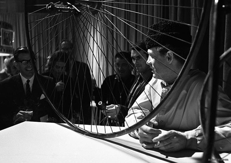 The Prisoner - 1967 Production Photos 50 - The Prisoner - 1967 Production Photos
