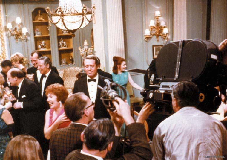 The Prisoner - 1967 Production Photos 8 - The Prisoner - 1967 Production Photos