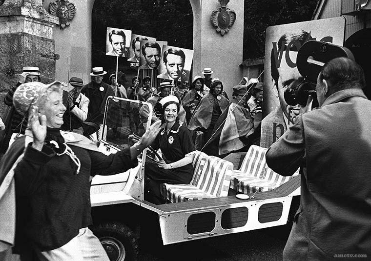 The Prisoner - 1967 Production Photos 9 - The Prisoner - 1967 Production Photos