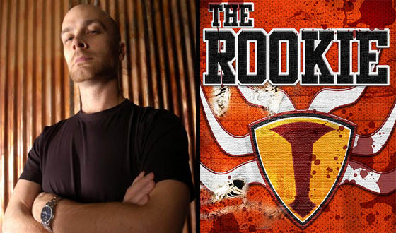 <em>The Rookie</em> Author Scott Sigler Explains Why <em>Star Trek</em> Should Be More Like Football