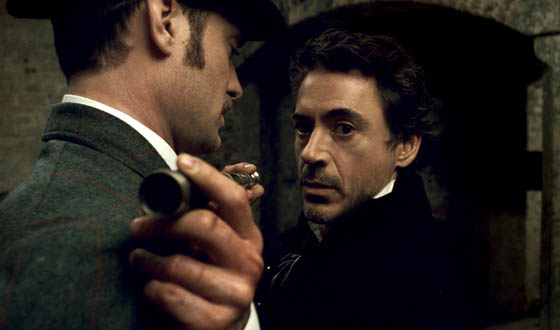 <em>Sherlock Holmes</em> Director Guy Ritchie on Building Up a Drumroll for Moriarty