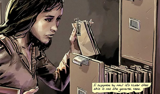 Chapter Five of <em>The Prisoner</em> Graphic Novel Now Online