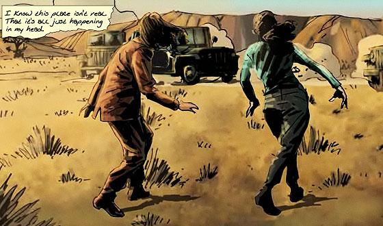 Check Out Chapter Seven of AMC&#8217;s <em>The Prisoner</em> Graphic Novel