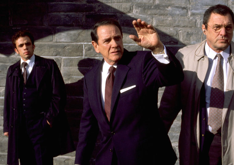 Presidents in the Movies 6 - Richard Crenna as Ronald Reagan, The Day Reagan Was Shot (2001)
