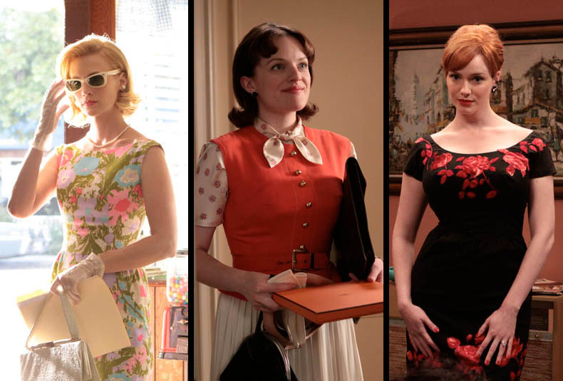 Mad Men Season 3 Fashions