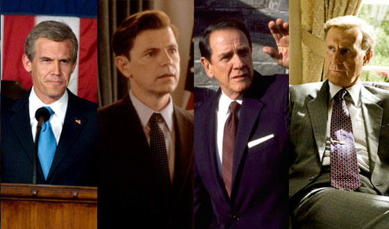 Hail to the Chiefs (or at Least to Actors Who Channel Real-Life Presidents)