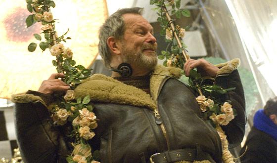 Q&#038;A &#8211; Terry Gilliam Credits &#8220;Heroic&#8221; Cast for Keeping <em>Parnassus</em> Alive