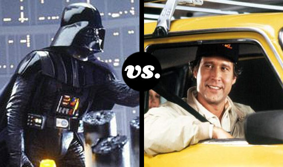 Darth Vader vs. Clark Griswold? The Gloves Come Off in a Tournament of Movie Dads