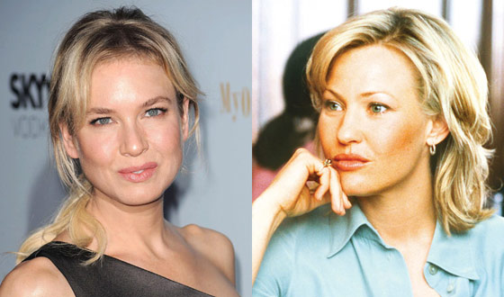 For Every Renee Zellweger There's a Joey Lauren Adams