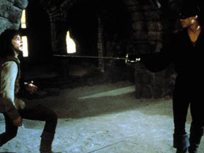 MacLeod vs. Kurgan, Highlander