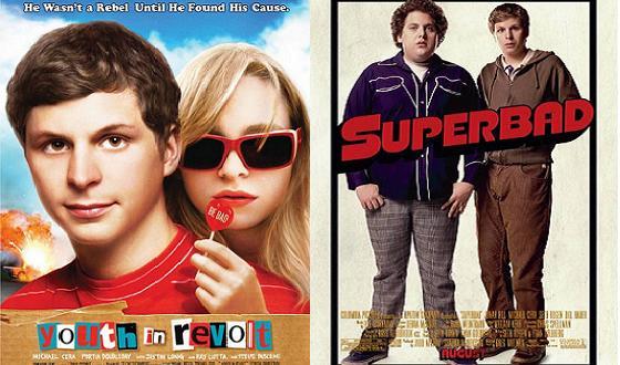Now or Then &#8211; <em>Youth in Revolt</em> or <em>Superbad</em>?
