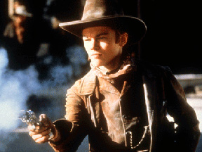 The Kid (Leonardo DiCaprio), The Quick And The Dead