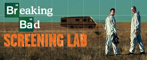 <em>Breaking Bad</em> Screening Lab Goes on Tour