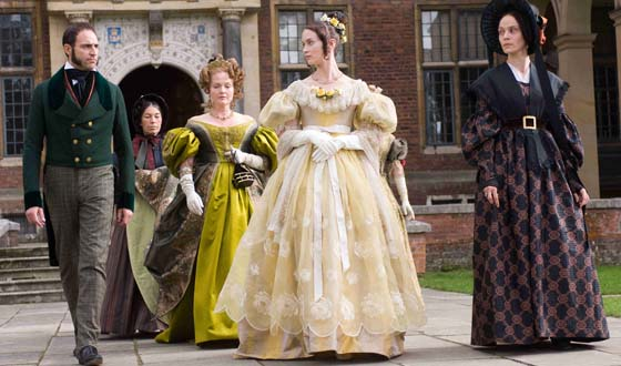 <em>The Young Victoria</em> and <em>Mad Men</em> Win Top Honors at Costume Designers Guild Awards