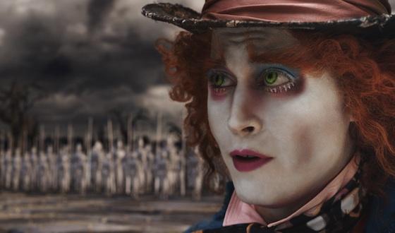 Tim Burton&#8217;s <i>Alice in Wonderland</i> Inspires New Tracks From Avril Lavigne, Owl City