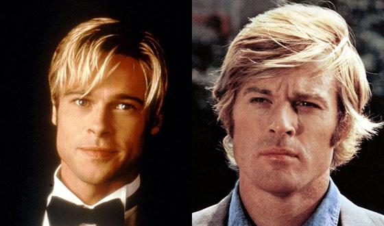 It's '70s Déjà Vu With Brad Pitt/Robert Redford and Kate Hudson/Goldie Hawn