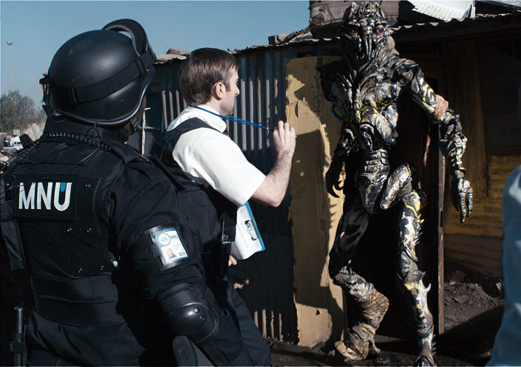 Academy Awards 2010 - Best Picture Nominees 8 - District 9