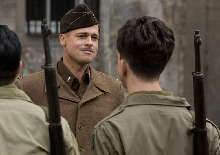 Academy Awards 2010 - Best Picture Nominees 6 - Inglourious Basterds